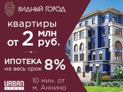 ЖК «Видный город» Скидки до 12%